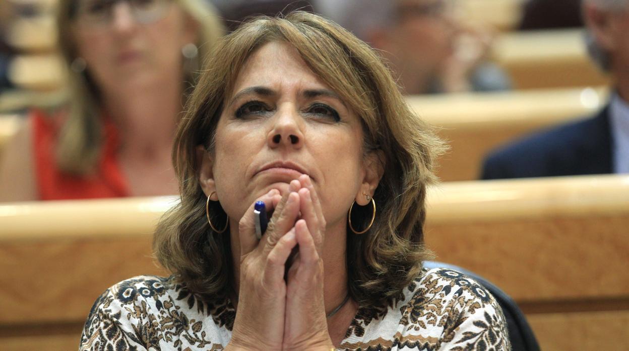 El Senado reprueba a la ministra de Justicia con los votos del PP y Cs
