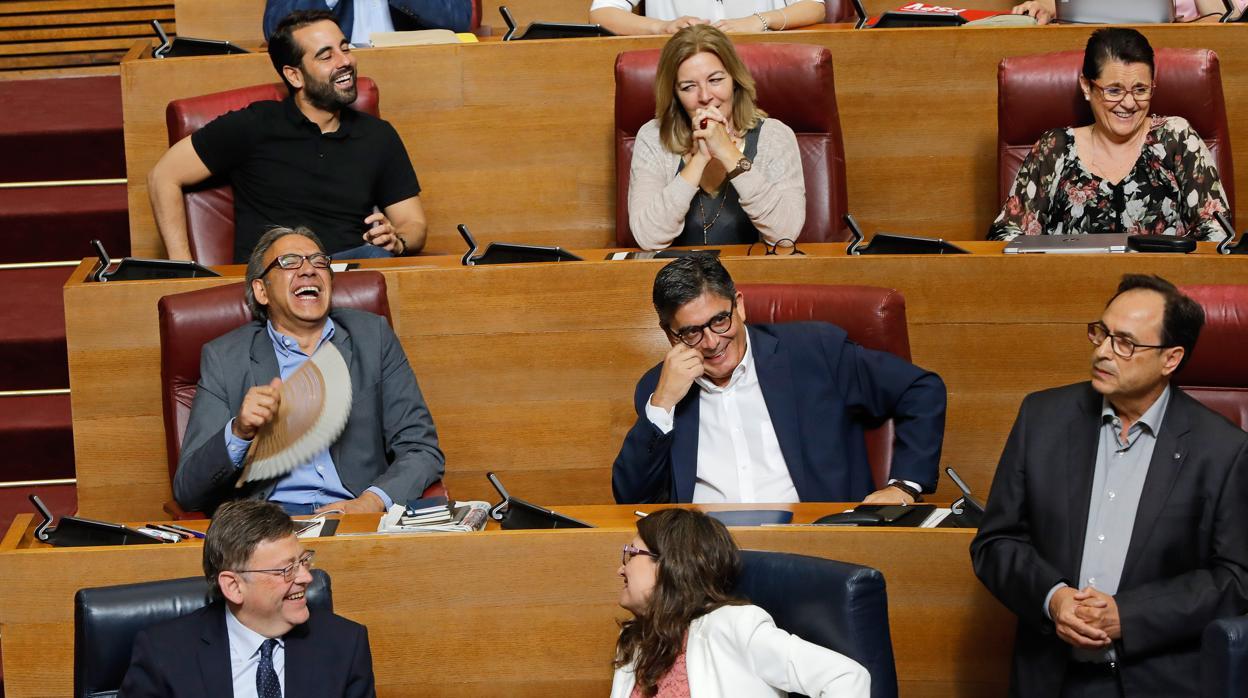 El PSPV tumba la ley de Podemos sobre vaciado de la diputaciones y presenta una propuesta nueva