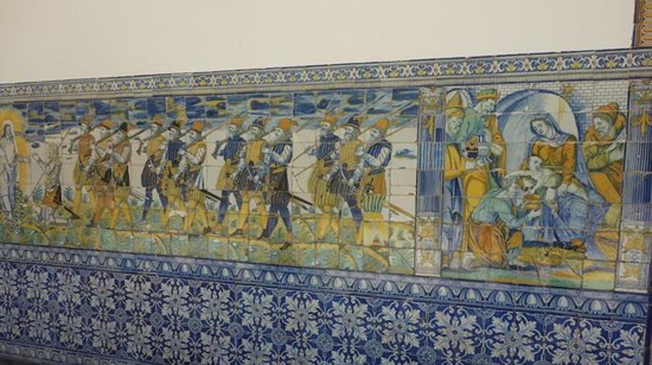 Casi 200.000 euros para restaurar la cerámica de la basílica de la Virgen del Prado