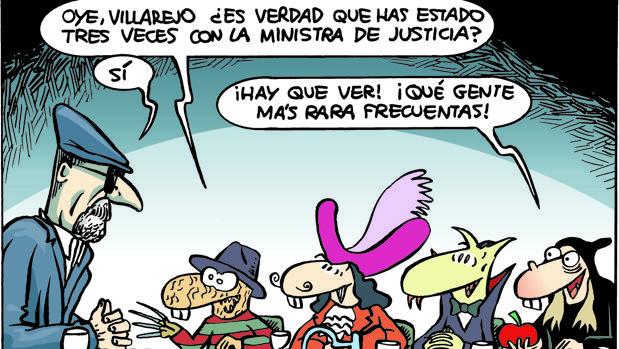 El excomisario Villarejo acusado de cohecho y blanqueo de capitales, entre otros, en imagen de archivo