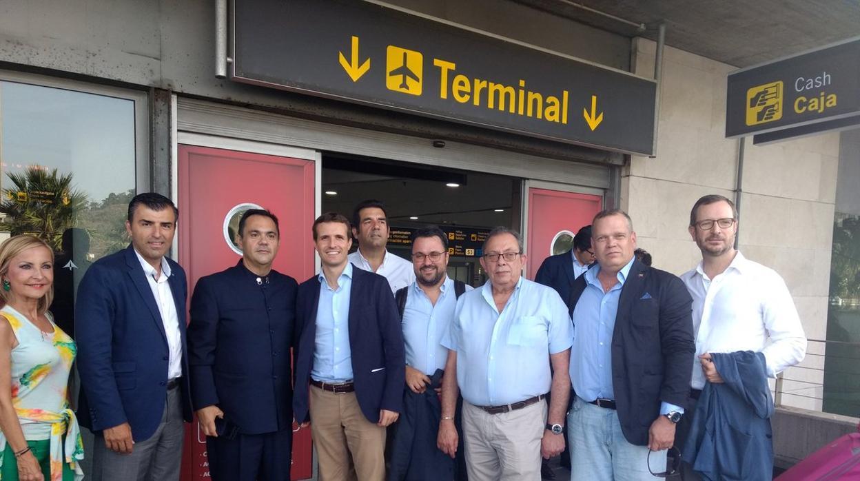 El PP se ayudará en encuestas para encontrar candidatos municipales en Canarias