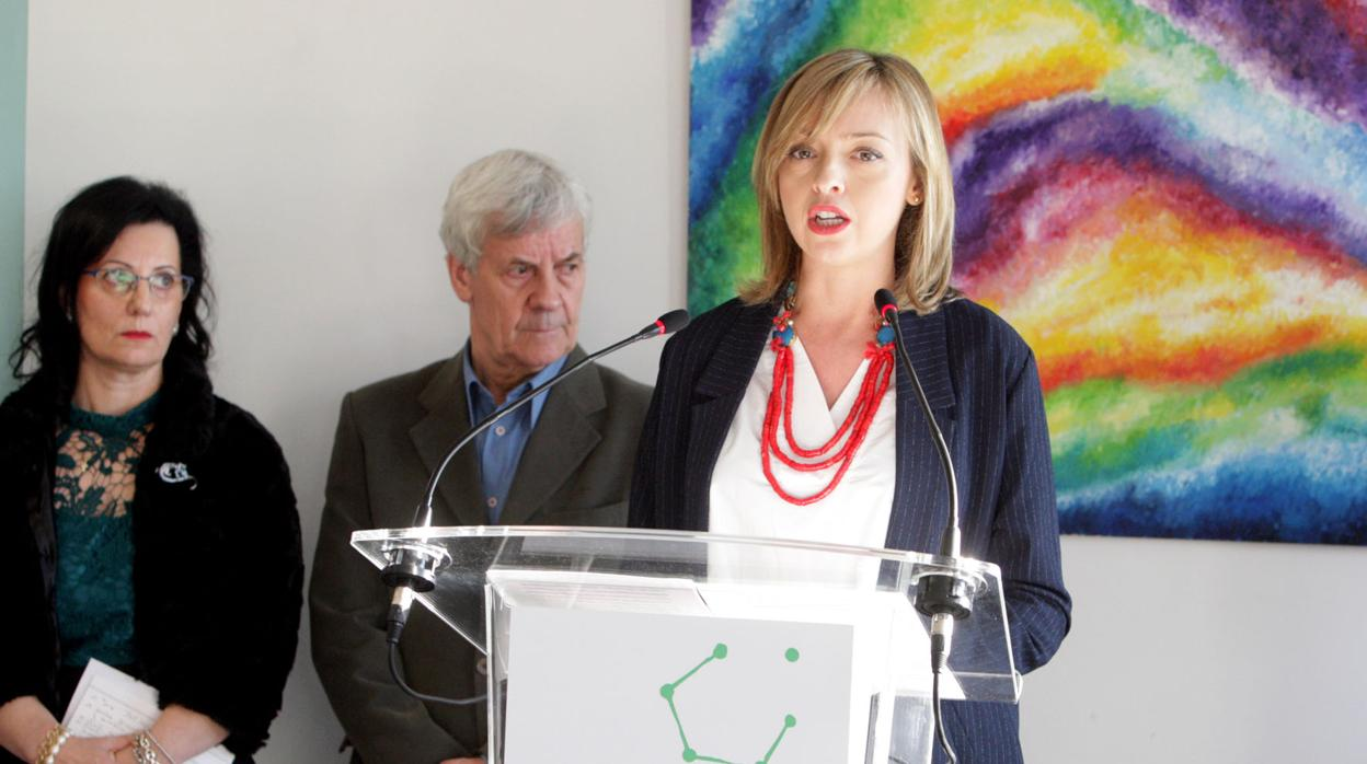 Fabiola García, nueva conselleira de Política Social