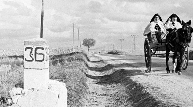 Uno de los fotogramas del documental «Cuenca», del cineasta Carlos Saura