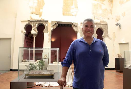 Amador Valdés, propietario de la Casa del Temple