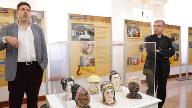 Exposición «El Domund, al descubierto», que se puede ver hasta el 11 de octubre en Valladolid