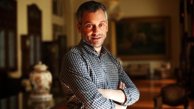 El alcalde de La Coruña. Xulio Ferreiro, de la Marea Atlántica