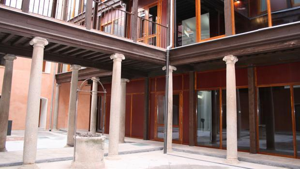 Centro cultural San Clemente en Toledo, donde se expondrán las obras de «Artistas Descrito»