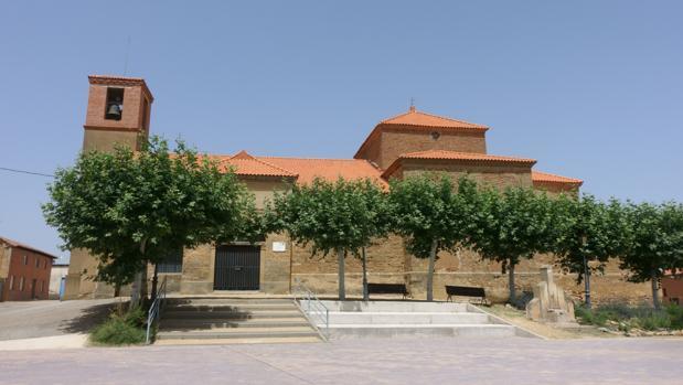 Iglesia de San Salvador en Matilla de Arzón (Zamora)