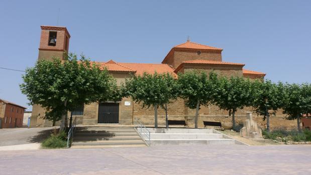 Localidad de Matilla de Arzón (Zamora)