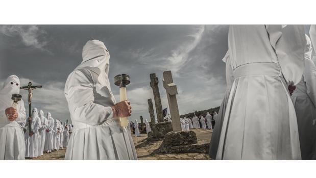 Una de las imágenes de la serie ganadora del primer Concurso de Fotografía de Semana Santa, cuyo autor es Francisco Javier Rodríguez Conde