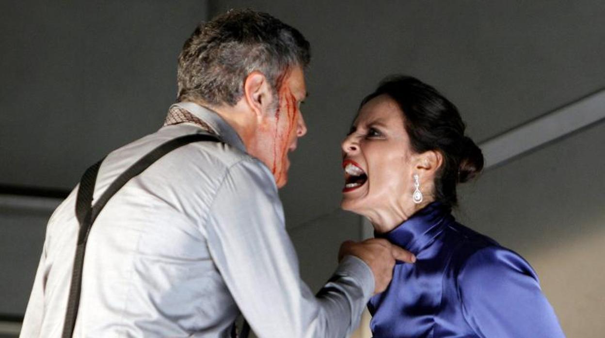 El Principal de Alicante acoge el estreno nacional de lo último de Aitana Sánchez-Gijón