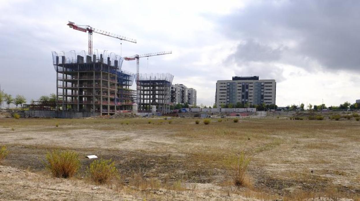 Valdebebas se reactiva: tendrá un gran centro comercial y dotaciones públicas