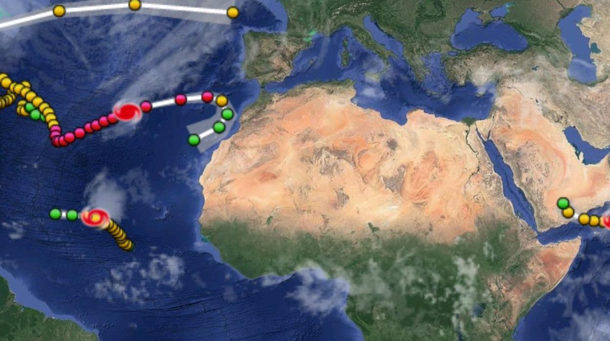 Por qué el huracán Leslie puede quitar a Coalición Canaria el poder regional