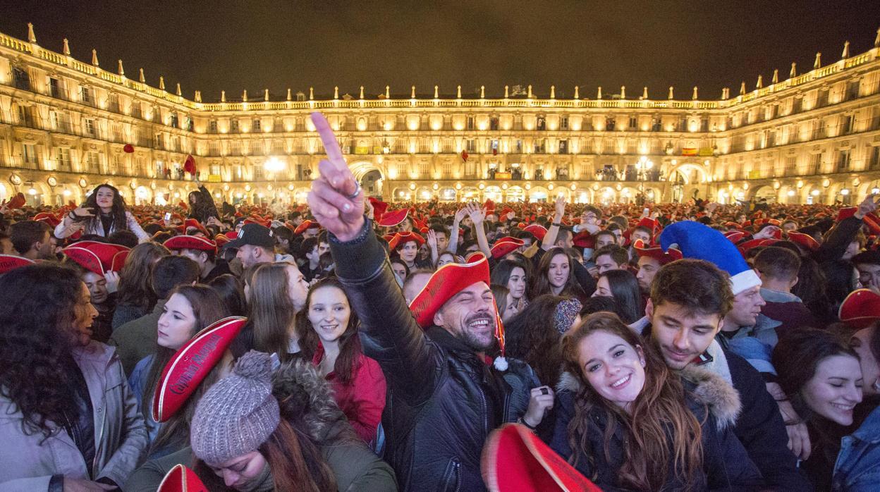 La «Nochevieja Universitaria» se celebrará el 13 de diciembre con cambio de nombre
