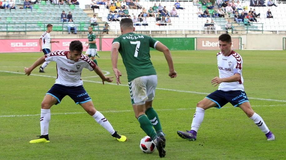 2-3: El Toledo cae con el filial del Albacete en un partido intenso