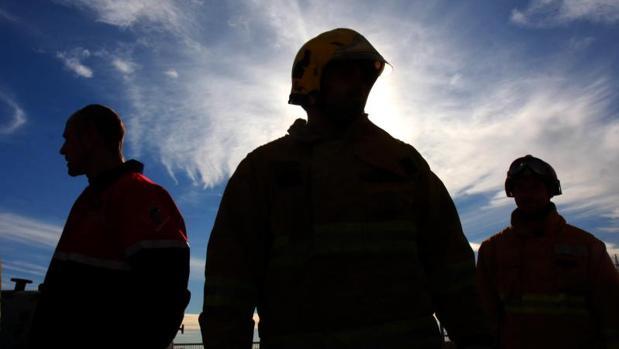 Bomberos del Consorcio Provincial de Alicante