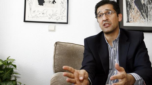 José Manuel Caballero, presidente de la Diputación y secretario provincial del PSOE de Ciudad Real