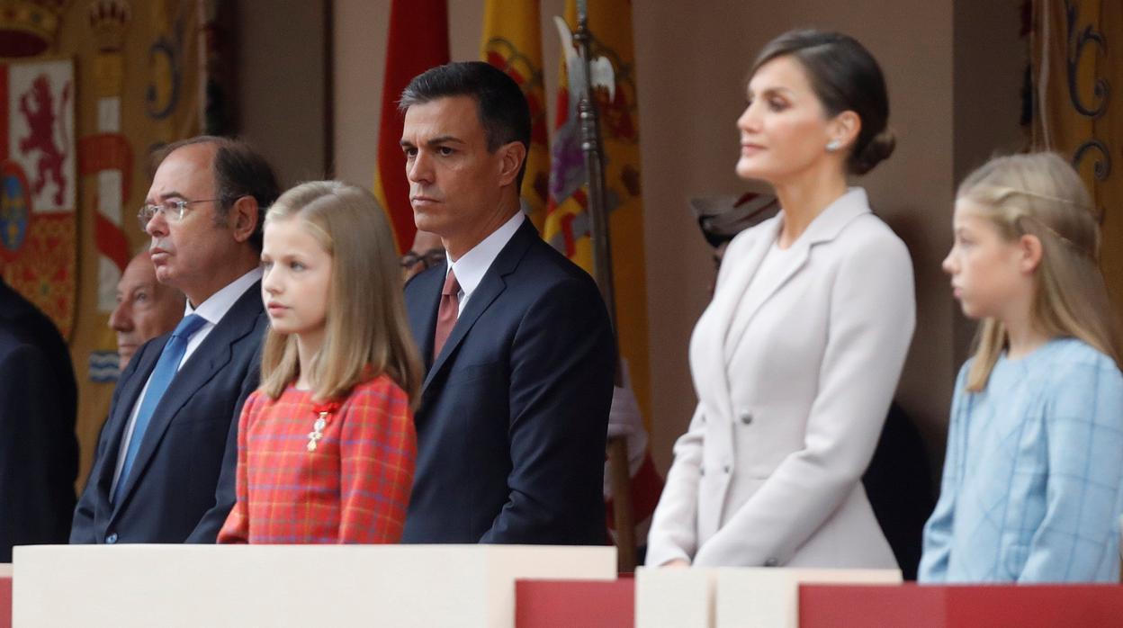 Sánchez se jacta de los pitos: «No iba a ser menos que González y Zapatero»