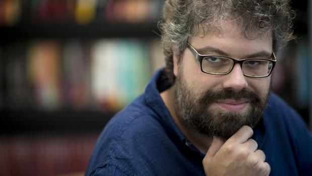 El periodista y escritor Sergio del Molino