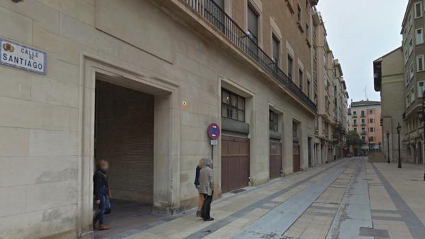 50bb469036d2 Dos detenidos tras un asalto frustrado a una joyería en Zaragoza
