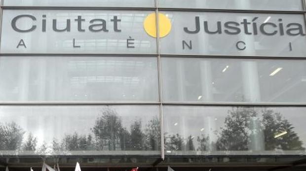 Ciudad de la Justicia en Valencia