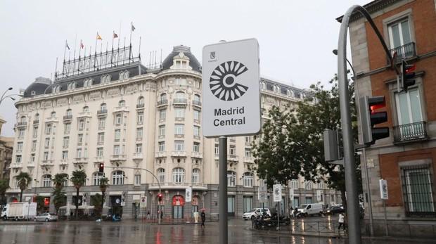 El PP obliga a celebrar un pleno para paralizar Madrid Central