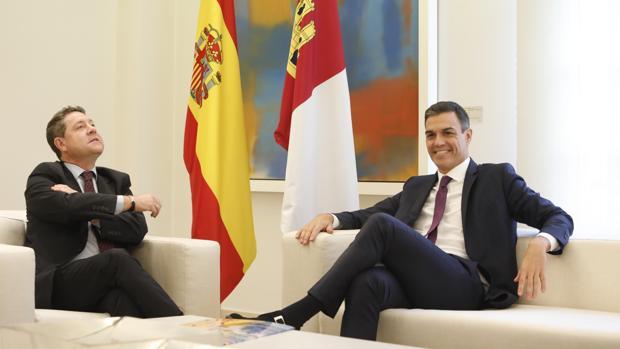 Sánchez se compromete con Page a duplicar la capacidad de las desaladoras en 2021