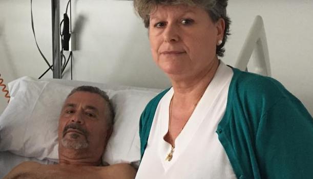 Llega al hospital de Parapléjicos un policía herido en un accidente en Málaga