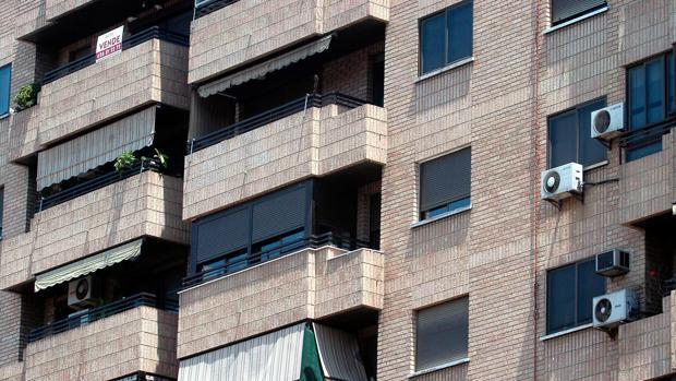 Imagen de archivo de un piso en venta en Valencia