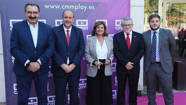 Presentación de la plataforma digital CMMPlay