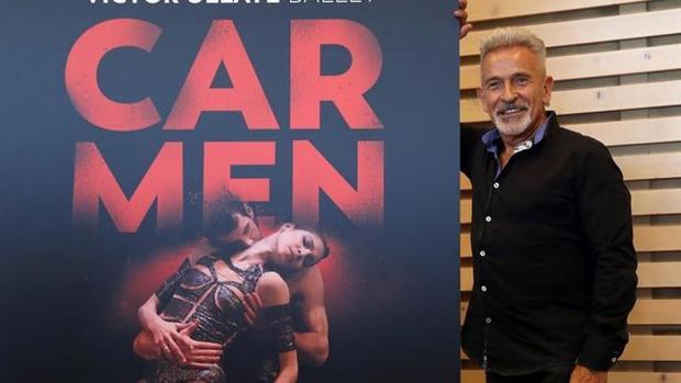 Ullate: «He hecho la Carmen que quería e imaginé, y he roto el mito de Bizet»