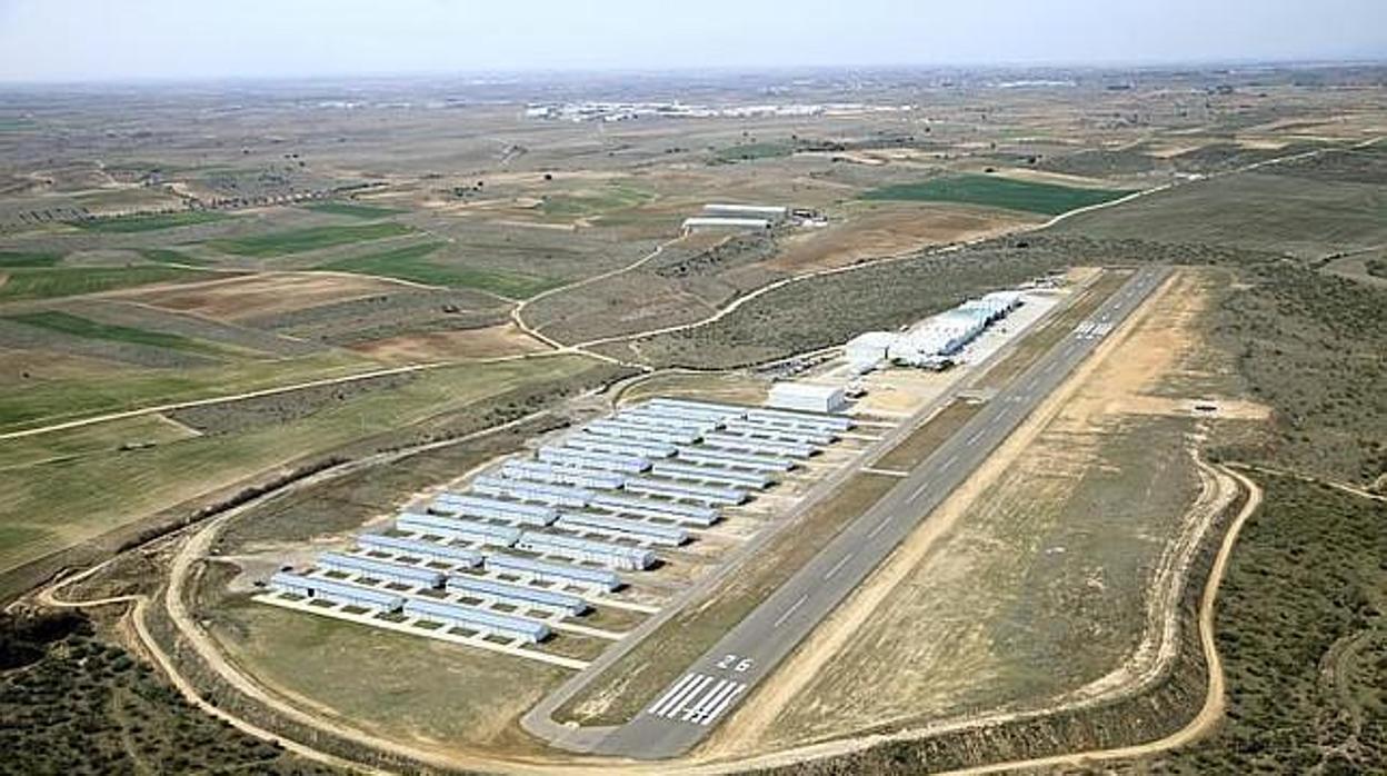 Image result for Aeródromo Casarrubios