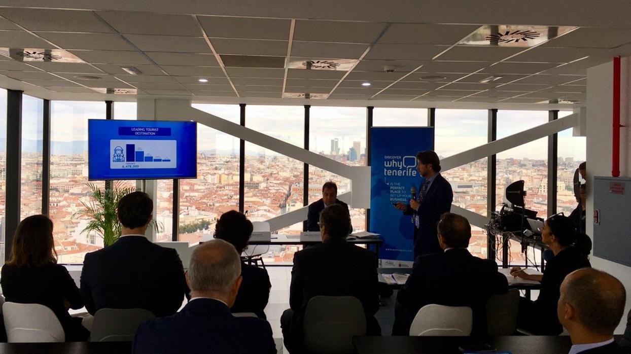 Encuentro en Madrid con inversores para la venta de los Casinos de Tenerife
