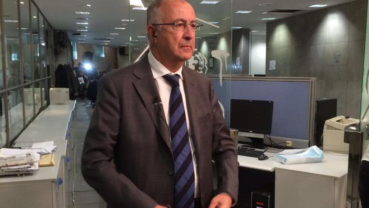 Hernández Spínola, nuevo presidente de la junta de arbitral de consumo de Canarias