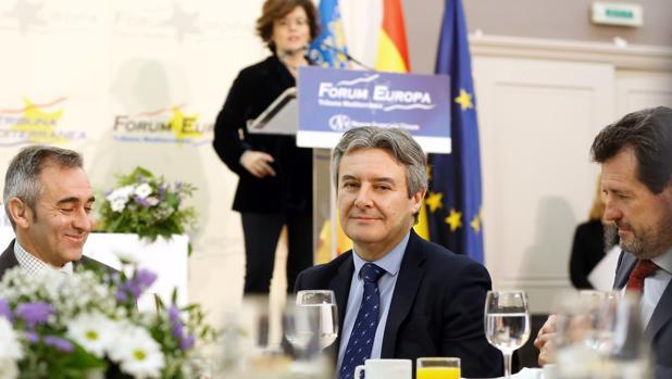 El PP releva a Rubén Moreno frente a la gestora provincial de Valencia