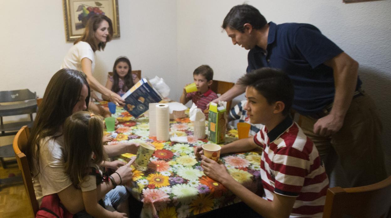 Aragón: 16.000 familias numerosas en una de las regiones más despobladas de España