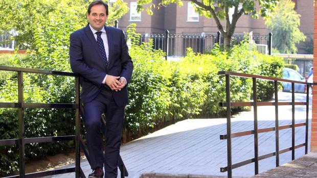 Paco Núñez: «Nosotros sabremos negociar y pactar para recuperar la Junta»