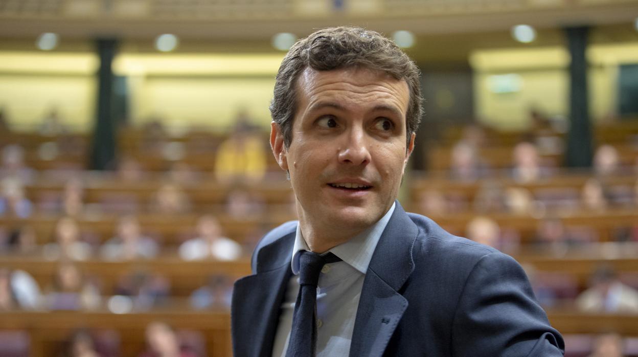 Casado advierte en Andalucía que el PP no participará en ningún Gobierno en el que esté el PSOE