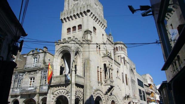 Sede del Ayuntamiento de O Porriño
