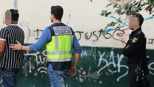 El detenido por agresión sexual y tráfico de drogas en Valencia