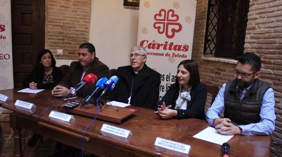 Cáritas interviene en 250 procesos de desahucios en 74 municipios