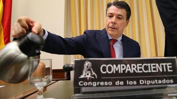 El expresidente regional, Ignacio González