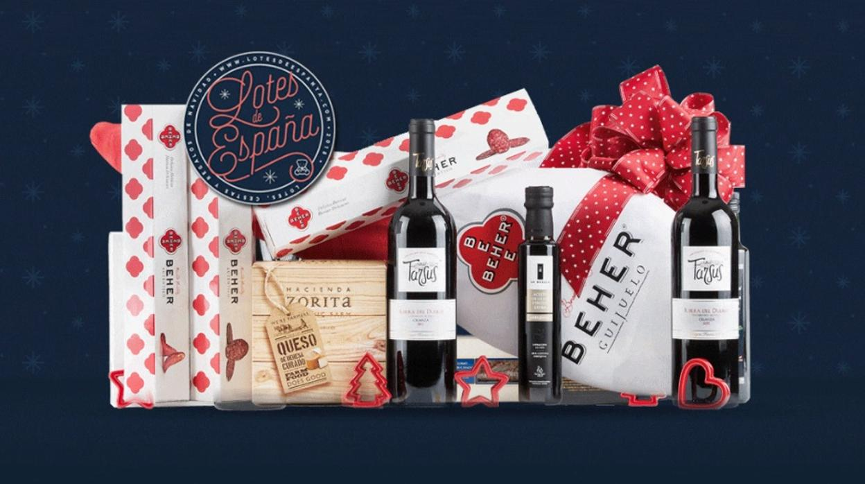 La valenciana Lotes de España crece un 40% y adapta sus cestas de Navidad a los gustos más ecológicos