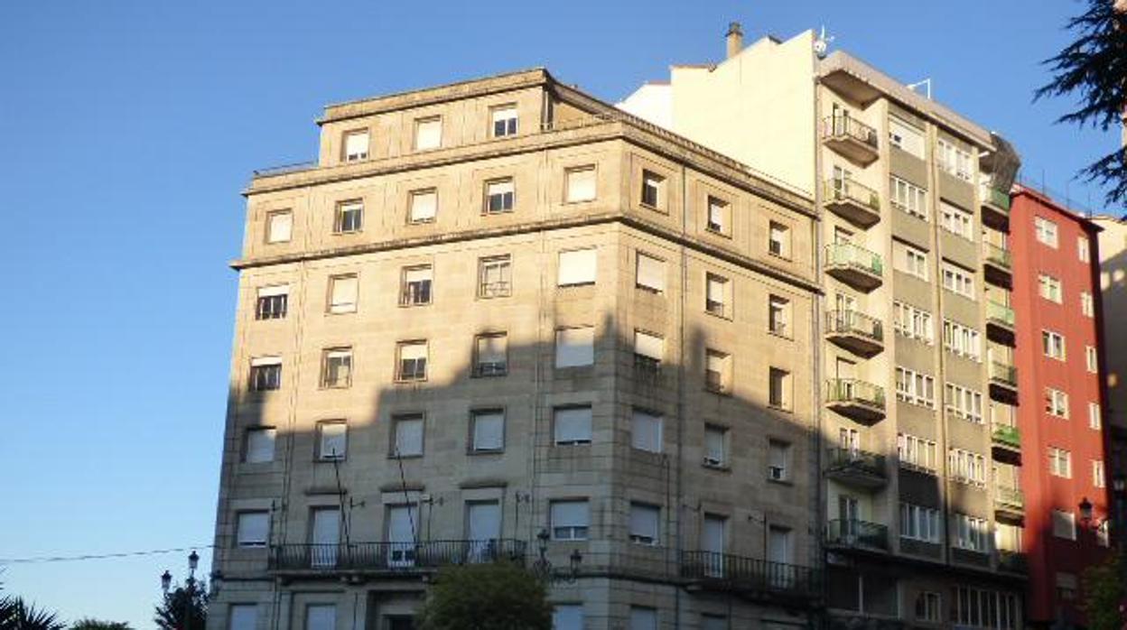 Investigados los dos cargos acusados por coacción inmobiliaria en Orense