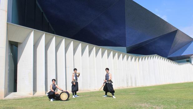 Los hermanos Kanazashi en el Auditori Teulada Moraira