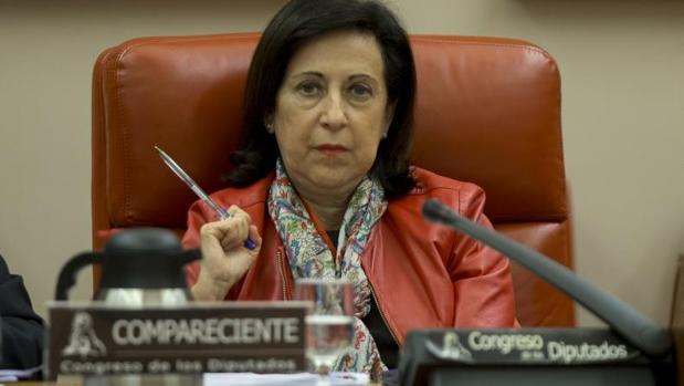 Margarita Robles en una imagen reciente