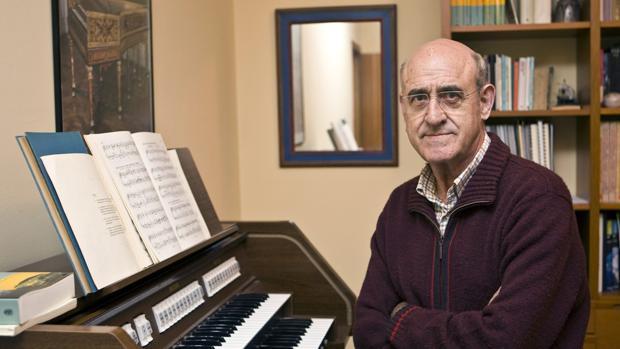 El músico y etnomusicólogo Miguel Manzano