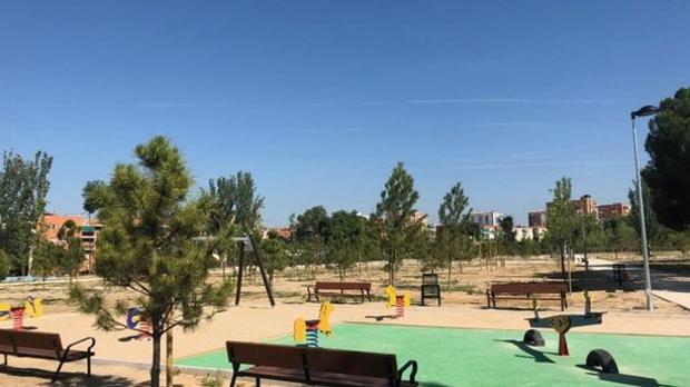 La adquisición del suelo para el Parque Lineal del Manzanares (ampliación del pasado mes de julio en la imagen) es donde más ha invertido el Consistorio hasta septiembre