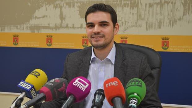 Santiago Serrano, presidente del PP de Talavera de la Reina