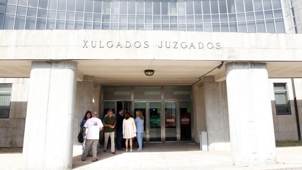 Juzgados de Santiago de Compostela